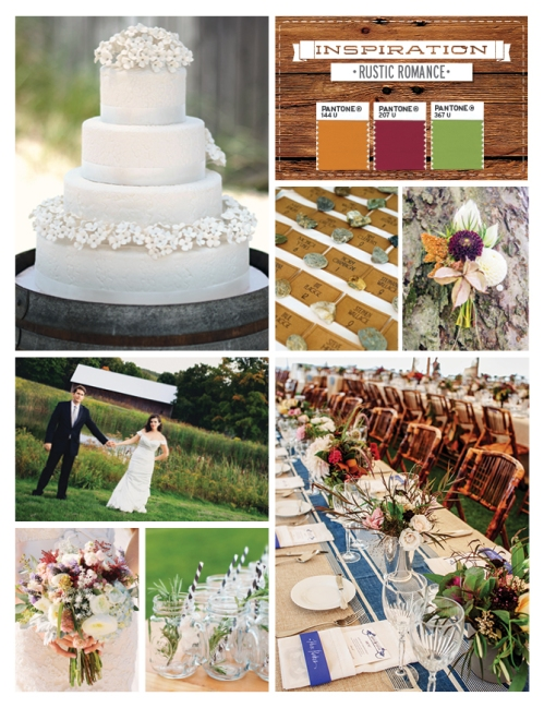 WellWed Inspiration Board